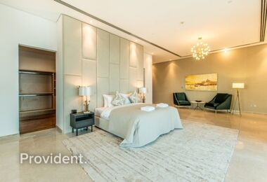 Exclusive | Fully furnished with Alluring Sea View