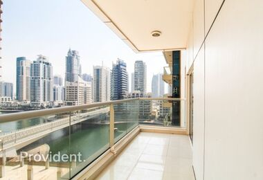 Luxurious Facilities | Marina View | Furnished