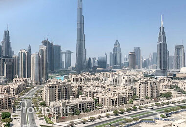 Burj Khalifa View | Furnished | High floor