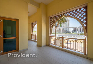 Large Extended Terrace | Park View | Vacant Now