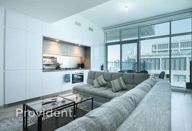 Full Marina View | Fully Furnished | High Floor