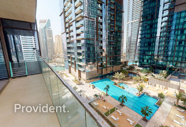 Fully Furnished, Available in March, Corner Unit