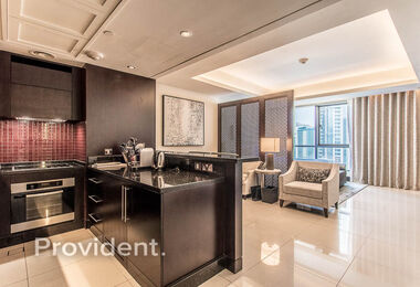 High Floor| Furnished | Ready to Move