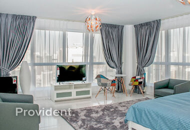 Full Sea View | High Floor | Well Maintained