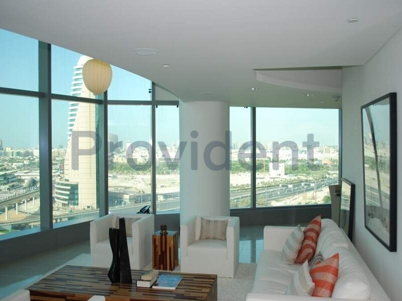 Duplex for Rent in World Trade Centre
