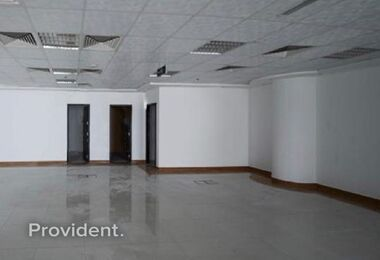 Fully Fitted Office|Vacant|Barsha Heights