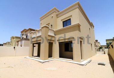 EXCLUSIVE|Type 2|3BR Villa|on a Huge Plot