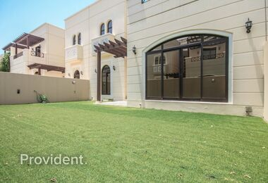 Close to Park | Vacant | Type A| Al Salam