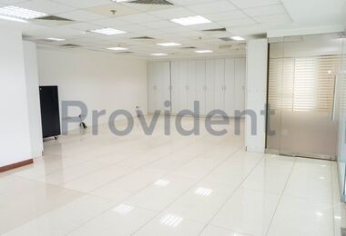 Fitted Office | Entrance From Shaikh Zayed Road