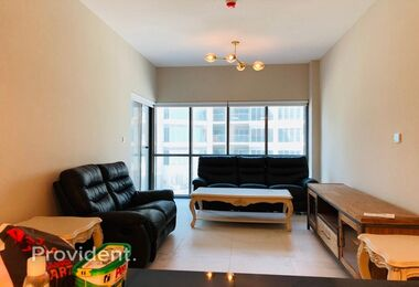 Fully Furnished 1 Bed| Ready to move in|