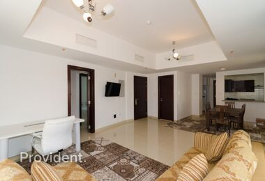 Magnificent 2 bedroom with Extra Large Terrace