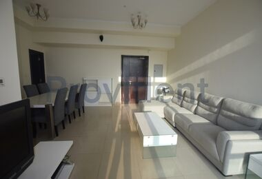 Fully Furnished 1 BR, DEC Tower2 ,Marina