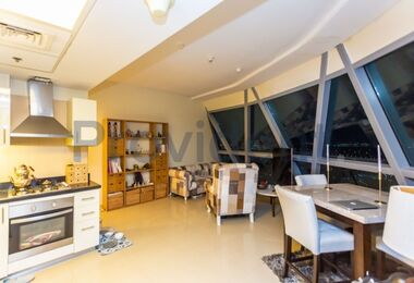 Exclusive|Extra Large 1 Bedroom|Kitchen Equipped