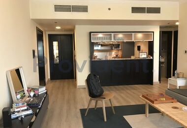 Modern 1BR with Spectacular Marina View