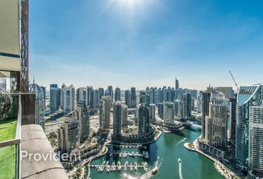 Exclusive and Managed | Panoramic Marina View