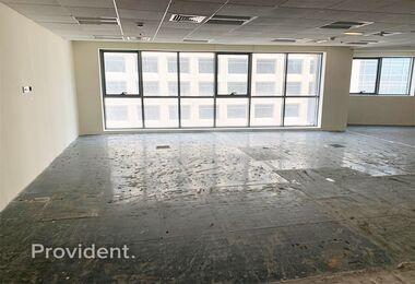 Semi Fitted Office Space| Barsha Heights