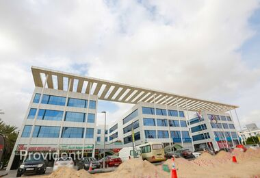 Huge Fitted Office Space|Dubai Investment Park