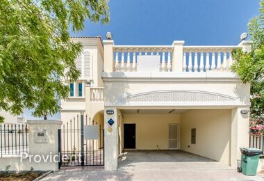 Two Bedroom Mediterranean Style Independent Villa