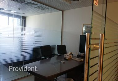 Fitted Office | 4 Partitions | Vacant Mid November