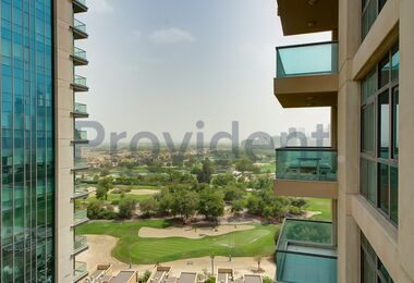 1 Bed Furnished | Full Golf and Canal View
