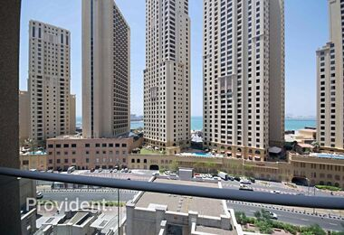 Sun drenched | Fabulous 1 bedroom on high floor