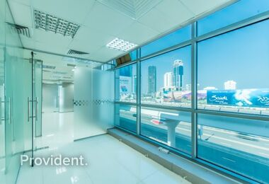 Glass Partitioned | Fully Fitted Office | Move Now
