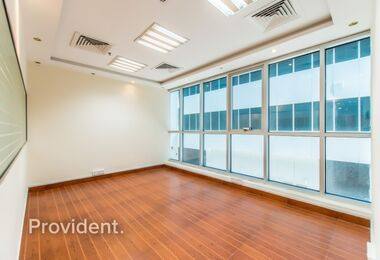 Spacious Fitted Office in Prime Location | Vacant
