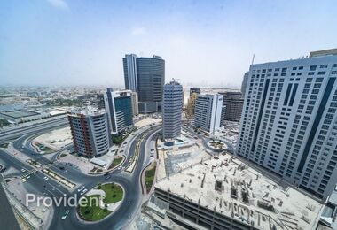 Half Floor Office in Barsha Heights