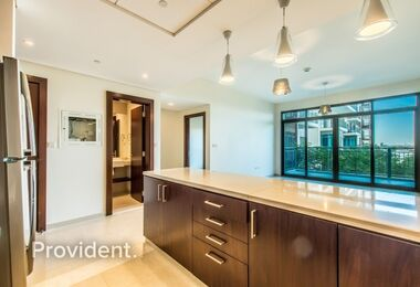 Huge 1 Bed | Stunning Pool and Golf View |Panorama