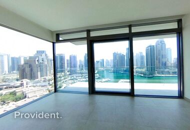 Special Layout | Corner Unit with Full Marina View