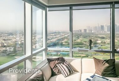 Full Golf View |Upgraded Unit | Unfurnished