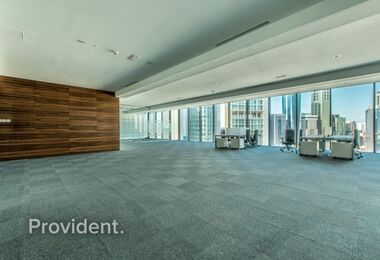 Stunning Offices For Lease In Index Tower