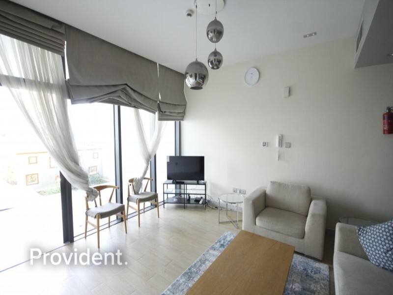 Townhouse for Rent in Silicon Oasis