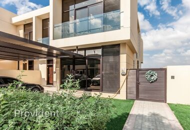 Landscaped | Ready to Move In | Type TH-D