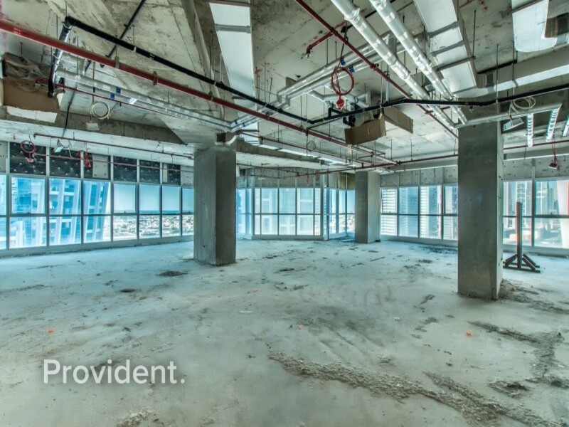 Commercial Full Floor for Rent in Business Bay