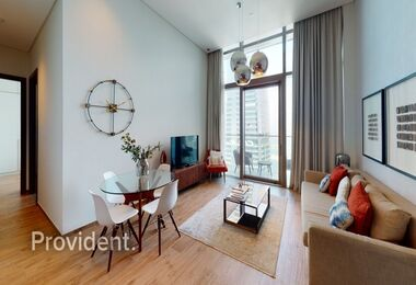 Elegantly Furnished 2BR Upgraded Unit|Stunning View