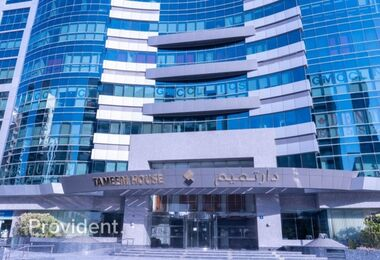 Spacious Semi Fitted Office|Barsha Heights