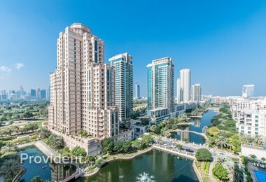 2 Bedrooms | Full Canal View | ready now.