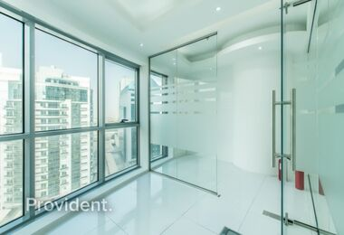 Fully Fitted Office| Near the Metro | Amazing View