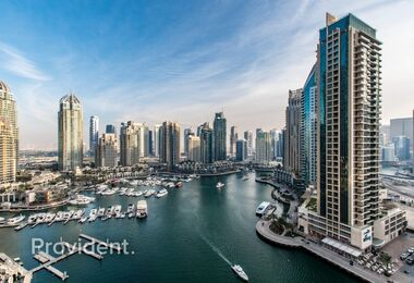 New Listing | Superb Full Marina View Apartment