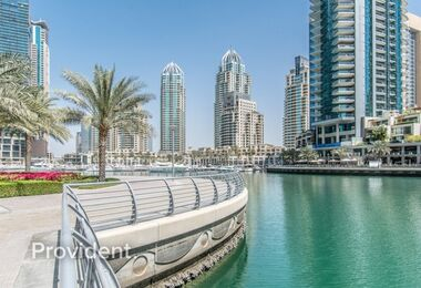 Retail Shop – Marina Walk View  – Brand New