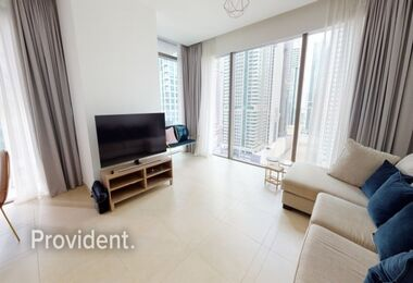 Stunning Furnished|Corner unit|AC Free|Move in Ready