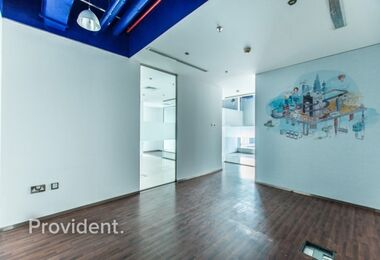 Free Zone | Fitted Office | Spectacular View
