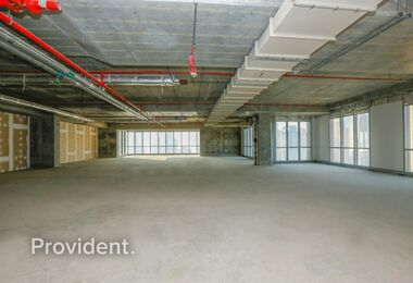 Half Floor Shell & Core, Price Cut for Quick Lease