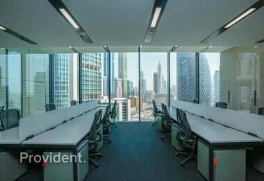 Huge Fitted Office, Partitioned, Bills Included