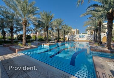 Exclusive, Never Been Rented, Next to the Pool