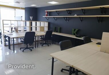 Fully Furnished Office Space | Ready To Move In