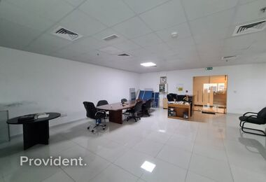 Fully Fitted Office Space|Close Proximity to Metro