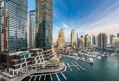 Stunning Views of Marina | Ready to Move-In
