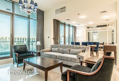Luxurious fully furnished | Ready to move in